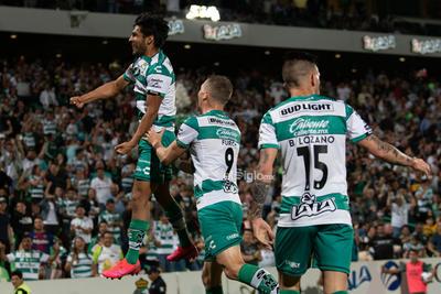 Santos vs Tigres , gol de Lalo Aguirre 19    Guerreros  vs Tigres UANL   Jornada 6 clausura 2020