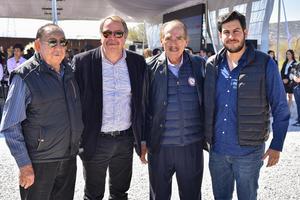 15022020 Mario, Eugenio, Ernesto y Eugenio.