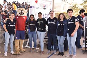 16022020 Equipo 4400 Cerbotics del Colegio Cervantes.