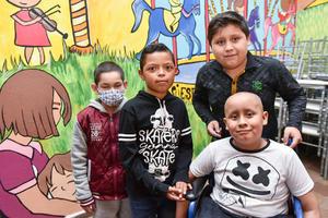 16022020 Jesús Octavio, Diego Axel, Kevin Rodolfo e Irving Jesús.