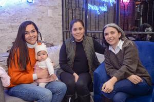 17022020 Ana, María, Ana y Ale.