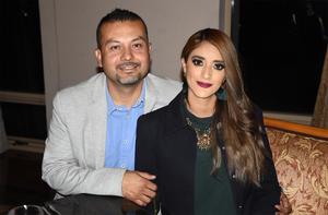 17022020 Eder Rosales y Claudia Montoya.