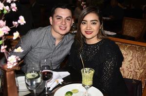17022020 Rolando Miranda y Mary Ramírez.