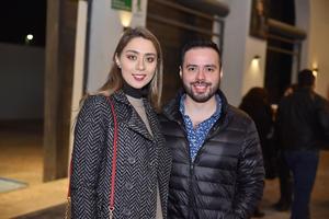 Cristina y Sergio