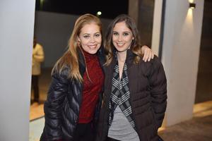 Erika y Sharon