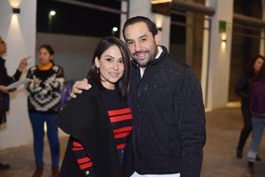 Lilia y Alejandro