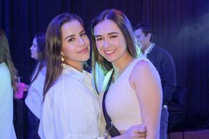 Karen Gonzalez e Ilse Villarreal.