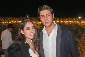 Laura Gonzalez y Carlos Barocio.