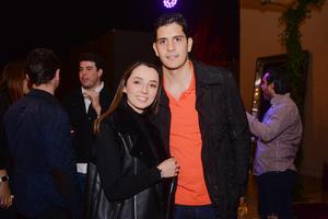 Daniela y Fernando