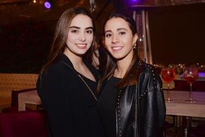 Isabel y Andrea
