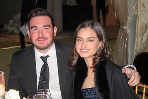Humberto y Paulina.