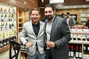 Julio Grinberg y Antonio R. Achem
