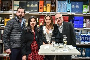 Polo Soto Lujan,Margarita Lopez,Maru y Javier Gonzalez.