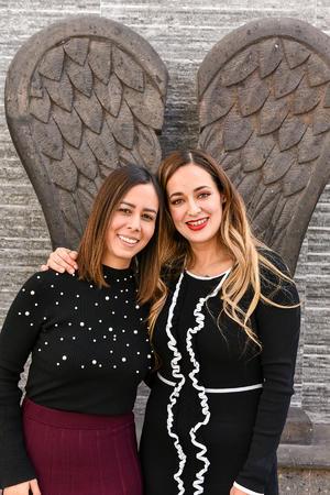Beatriz Salas y Gaby Goray.
