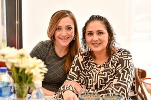Daniela y Mariela.