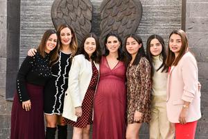 Organizadoras Cointa,Margarita,Fabiola y Olivia.