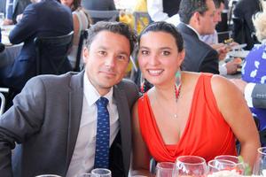 Pirro y Pilar.