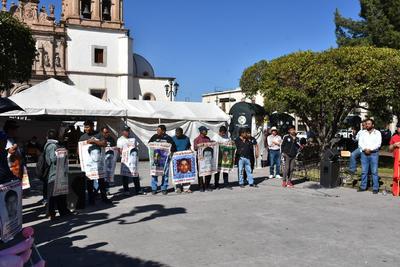 Será el próximo cinco de marzo cuando los manifestantes se reúnan con el presidente Andrés Manuel López.