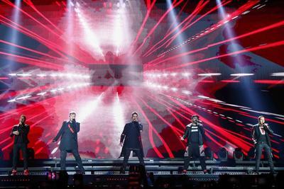 Los Backstreet Boys desatan la locura en Ciudad de México