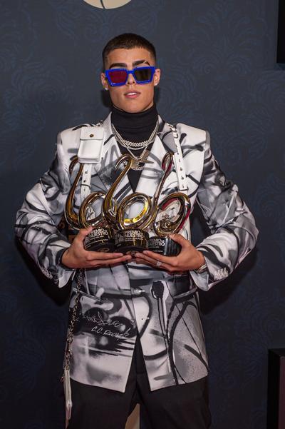 Celebran Premio Lo Nuestro con Daddy Yankee como el rey