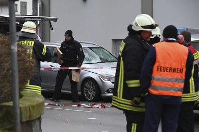 La tragedia marcó el desfile de carnaval en Volkmarsen, en el centro del país.