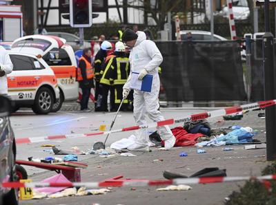 La policía local no ha confirmado que se trate de un atentado.