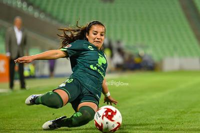 Liga MX Femenil     Liga Mx Femenil Santos 1 vs León 2