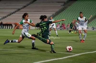 Santos vs León femenil    Santos vs León Jornada 8 clausura 2020 Liga MX femenil