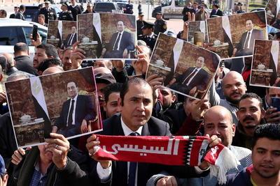 Falleció el expresidente Hosni Mubarak.