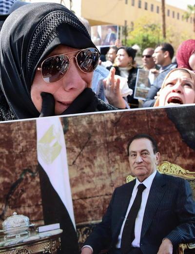 Mubarak gobernó durante casi 30 años.