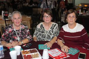 24022020 Elena, Verónica y Dora Grajeda.