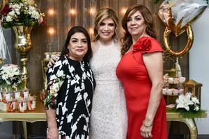 23022020 En honor a Jessica Hernández Luján se realizó una despedida de soltera organizada por su mamá, Blanca Lujan Machado y  su suegra Lourdes Amaya Hernández.