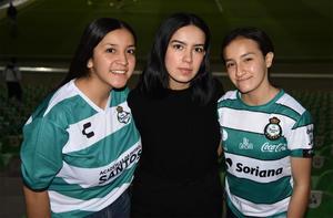 24022020 Ileana, Andrea y Aimeé.