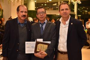 25022020 COLABORADORES DE CIMACO.  Alejandro, José Luis y Carlos.