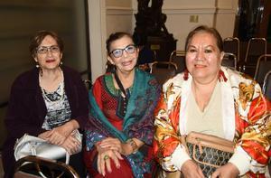 23022020 María Antonieta, Covadonga y Deborah.