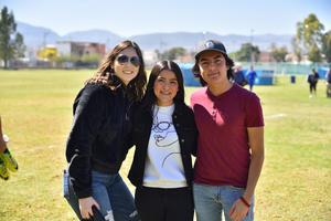 24022020 Natalia, Maripau y Óscar.