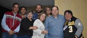 23022020 Amigos conviviendo en la casa de Paco Amozurrutia Carson.