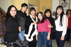24022020 Cuquis, Salma, Fátima, Soria, Doris y Gloria.