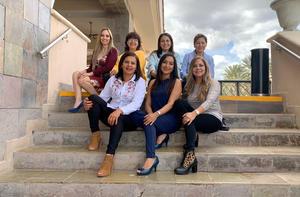 21022020 UN AñO MáS DE VIDA.  Sandra Ávila festejó su cumpleaños con sus amigas, Ruth, Lily, Bety, Sandra, Lucy, Claudia y Diana.