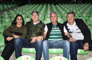 24022020 Renata, Carlos, Daniel y Pedro.