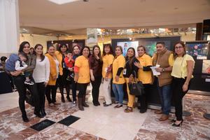 23022020 EN UNA EXPO.  Exposición fotográfica organizada por la Asociación Salvemos Héroes, la cual busca sensibilizar a la población y fomentar la detección oportuna del cáncer infantil.