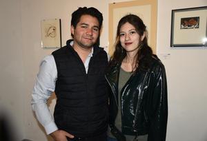 24022020 Andrea Anderson y Daniel Escudero.