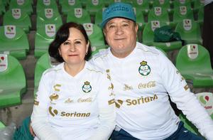 24022020 Beatriz Mayorga y Gerardo Aldana.