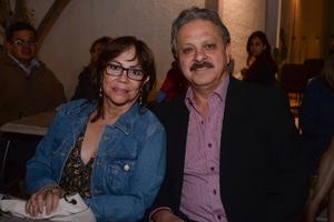 22022020 EVENTO CULTURAL.  Marucha y Alberto.