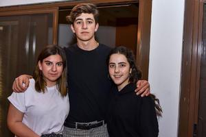 27022020 Maryfer Abusaid, Fernando y Andrea.