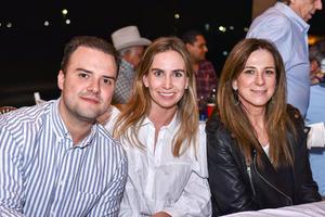 27022020 Javier Rodríguez, Renata Abusaid y Gisela Fernández.