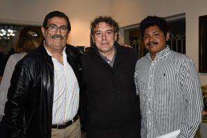 27022020 EXPOSICIóN NOSTALGIA.  Héctor Galindo, Jerome Paolacci y Manuel Enrique Vélez Lemus.