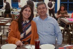 26022020 EN PAREJA.  Claudia y Erwin.