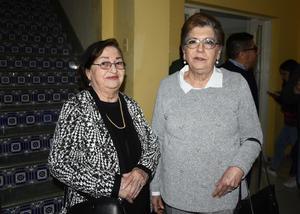 27022020 EVENTO CULTURAL.  Yolanda Marrero y María Cristina Marrero.