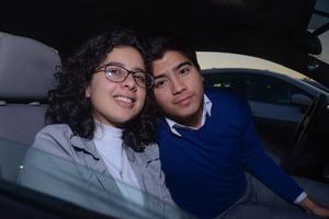26022020 Cristina e Iván.